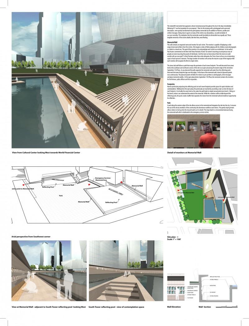 memorial design